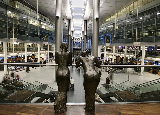 billund airport shopping